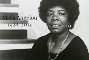 Maya Angelou Blog Post
