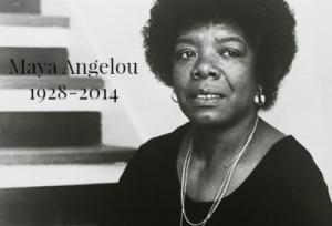 Maya Angelou Blog Post
